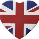 Union Jack Heart