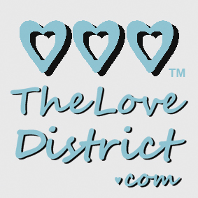 The Love District Badge