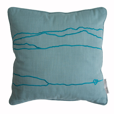 Crinkle Crags & Pike oBlisco Cushion