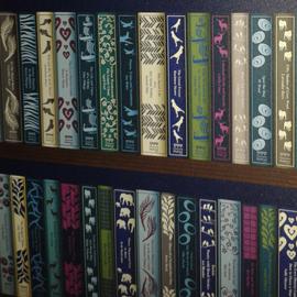 Lakeland Books Wallpaper