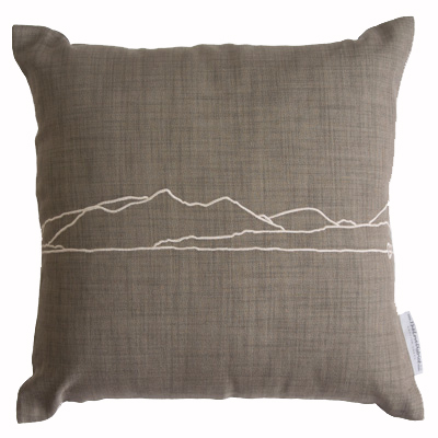 Catbells Cushion Cover Cumbria