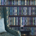 lakeland books wallpaper pattern