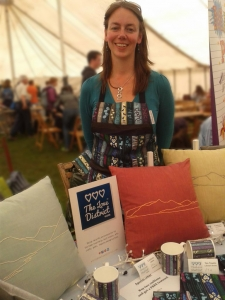 alison tordoff exhibiting lakeland love district products